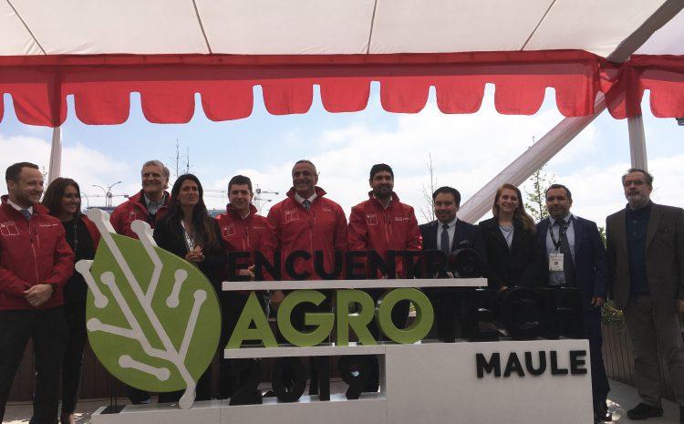 """UTalca y Corfo realizaron primera versión de """"Feria AgroTech Maule"""""""